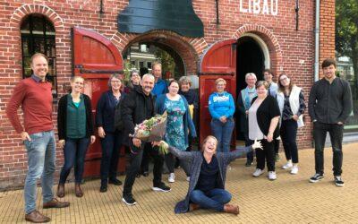Eefje van Duin neemt afscheid van Erfgoedloket Groningen en Libau